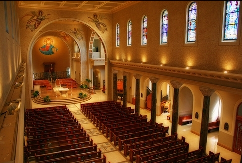 Tour Of Cathedral Of Christ The King Diocese Of Superior