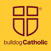 logo and link to Bulldog Catholic website